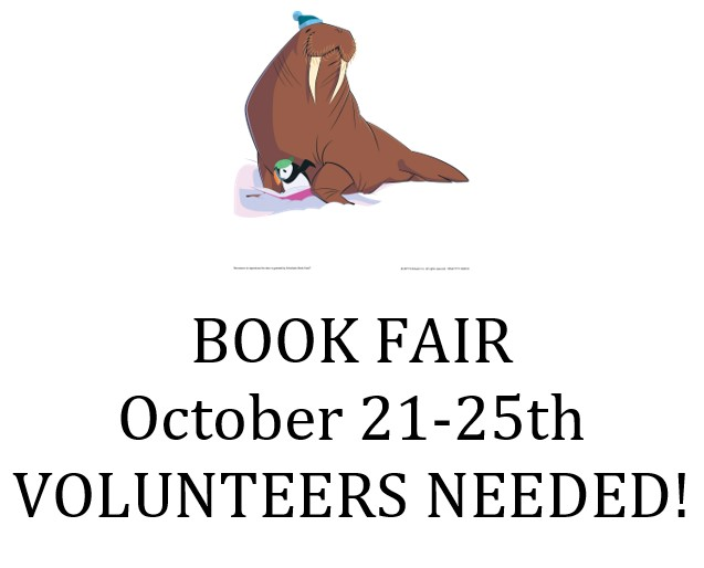 2019 Enders Book Fair flyer imae