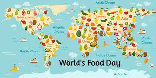 Image result for international food day