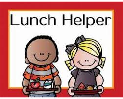 Image result for lunchroom helpers clipart