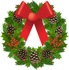 Image result for wreath sale clipart