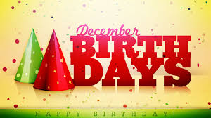 Image result for december birthday