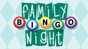 Image result for family bingo night