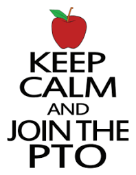 Image result for keep calm and join the pto