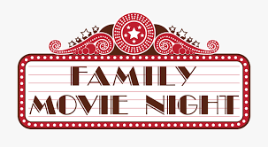 Image result for family movie night clipart