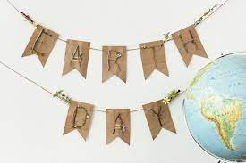 Celebrate Nature With This Earth Day Banner - Cricut