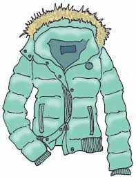 Image result for winter coat clipart