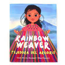 Rainbow Weaver/Tejedora del Arcoíris – Mayan Hands