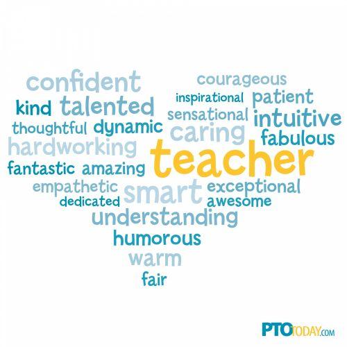 teacher apprec heart