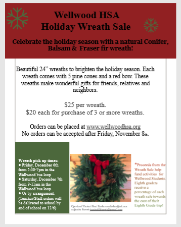 Wreath Sale 2019